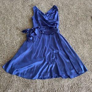 The Limited   Empire Waist V-neck Dress NWT